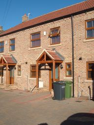 Thumbnail 3 bed terraced house to rent in York Road, Thirsk
