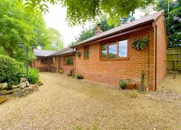 Thumbnail 2 bed detached bungalow for sale in Dingley Dell, Dingley, Market Harborough