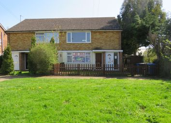 Thumbnail 2 bed maisonette for sale in Oak Road, Great Cornard, Sudbury