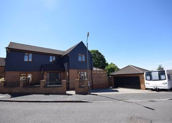 Thumbnail 4 bedroom detached house for sale in Naseby Road, Belper