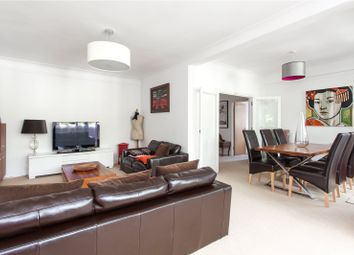 Thumbnail 2 bed flat for sale in Hillfield Court, Belsize Avenue, London