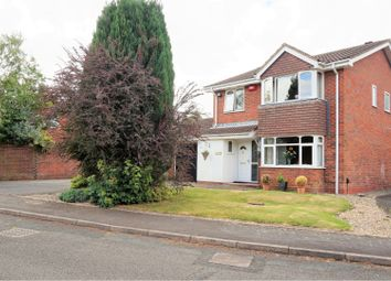 Thumbnail 4 bedroom detached house for sale in Flag Leasow, Madeley Telford