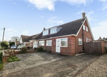 Thumbnail 3 bed semi-detached house for sale in Wellingham Avenue, Hitchin, Hertfordshire