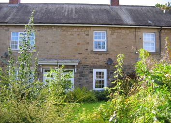 Thumbnail 2 bed cottage for sale in Horsley Buildings, Morpeth