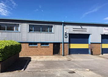 Thumbnail Industrial to let in Unit 5, Rising Sun Industrial Estate, Blaina, Abertillery, Blaenau Gwent