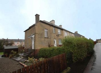 Thumbnail 2 bed flat for sale in Loch Road, Chapelhall, Airdrie, North Lanarkshire