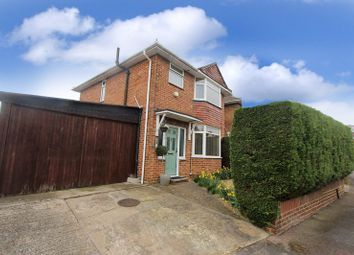 Thumbnail 3 bed detached house for sale in Knighton Road, Southampton