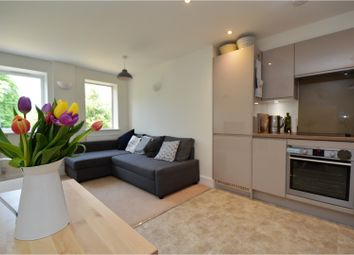 Thumbnail 1 bed flat for sale in Lorne Road, Brentwood