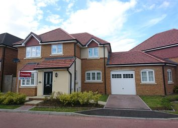 Thumbnail 4 bed detached house for sale in Jasmin Close, Minster On Sea, Sheerness