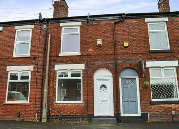 Thumbnail 3 bed terraced house to rent in Russell Street, Heaviley, Stockport