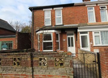 Thumbnail 3 bedroom end terrace house for sale in Manor Road North, Southampton