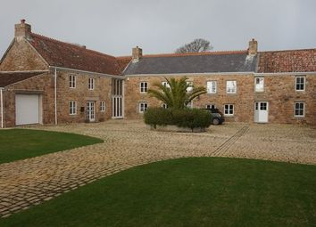Thumbnail 5 bed property for sale in La Rue Rouge Cul, St. Lawrence, Jersey