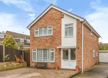 Thumbnail 4 bed detached house for sale in Barfield, Sutton At Hone, Dartford
