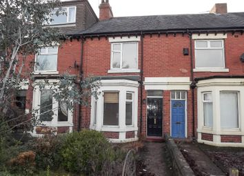 Thumbnail 2 bed terraced house to rent in Park View, Wideopen, Newcastle Upon Tyne