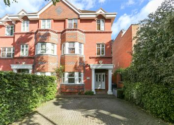 Thumbnail 6 bed terraced house for sale in Magnolia Place, Montpelier Road, Ealing