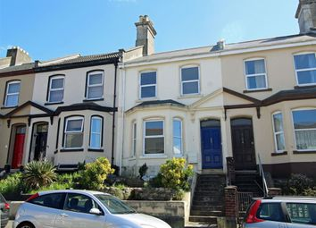 3 bed terraced house for sale in Alcester Street, Stoke, Plymouth PL2