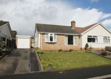 Thumbnail 2 bed semi-detached bungalow for sale in Kings Road, Wells