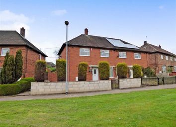 Thumbnail 3 bedroom semi-detached house for sale in Beverley Drive, Bentilee, Stoke-On-Trent
