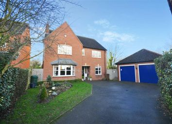 Thumbnail 4 bed detached house for sale in Prince Mews, Churchdown, Gloucester