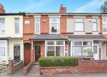 Thumbnail 3 bed terraced house for sale in Bamford Road, Pennfields, Wolverhampton