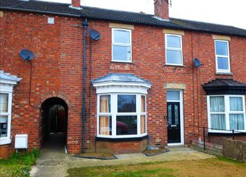 Thumbnail 3 bed terraced house to rent in Millfield Terrace, Sleaford