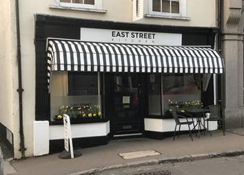 Thumbnail Restaurant/cafe for sale in East Street Kitchen, 17 East Street, Ashburton, Devon