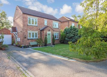 Thumbnail 3 bed detached house for sale in St. Quintin Field, Nafferton, Driffield