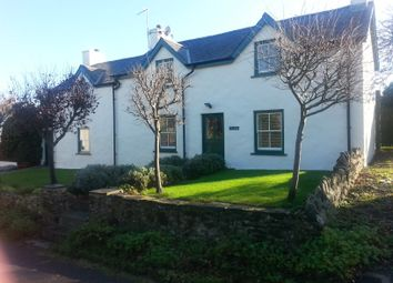 Thumbnail 3 bed cottage to rent in Church Road, Burton, Milford Haven
