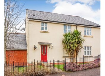 Thumbnail 3 bed semi-detached house for sale in Swan Avenue, Tiverton