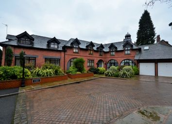 Thumbnail 2 bed flat for sale in Copperfield Court, Altrincham