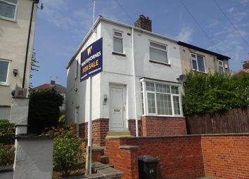 Thumbnail 2 bed semi-detached house for sale in Hollinsend Avenue, Sheffield