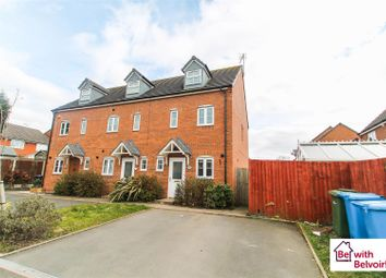 Thumbnail 3 bed terraced house to rent in Forge Terrace, Churchbridge, Cannock