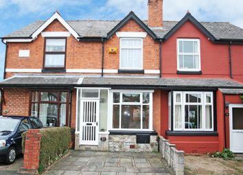 Thumbnail 2 bed terraced house to rent in Princes Avenue, Droitwich, Droitwich