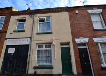 Thumbnail 4 bed terraced house to rent in Avenue Road Extension, Clarendon Park, Leicester