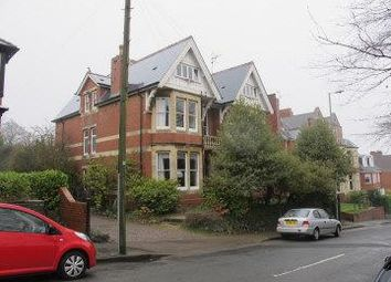 Thumbnail 3 bed flat to rent in Fields Park Road, Newport