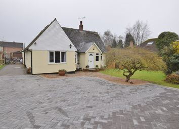 Thumbnail 4 bed bungalow to rent in Sandyhurst Lane, Ashford, Kent