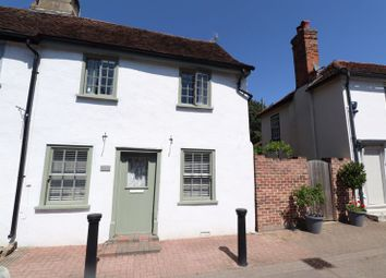 Thumbnail 2 bed cottage for sale in Church Square, St. Osyth, Clacton-On-Sea