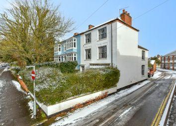 Thumbnail 5 bed semi-detached house for sale in Harborough Road, Desborough, Kettering