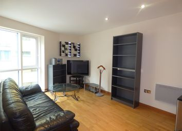 Thumbnail 2 bed flat to rent in Block Wharf, 20 Cuba Street, London