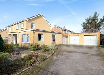 Thumbnail 4 bed detached house for sale in Arnewood Gardens, Yeovil, Somerset