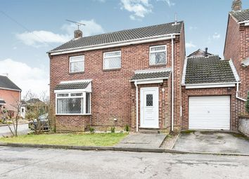 Thumbnail 4 bed detached house to rent in Meadow Court, Broadmeadows, South Normanton, Alfreton