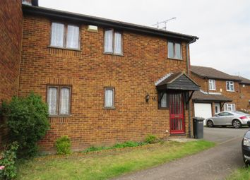 Thumbnail 3 bed end terrace house for sale in Rodeheath, Leagrave, Luton