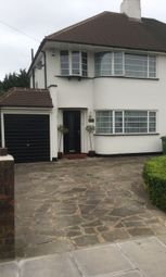 Thumbnail 3 bed semi-detached house to rent in Woolacombe Road, London