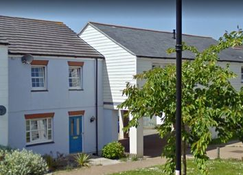 Thumbnail 3 bed terraced house for sale in Chyandour, Redruth, Cornwall.