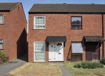 Thumbnail 2 bedroom end terrace house to rent in Apsledene, Gravesend