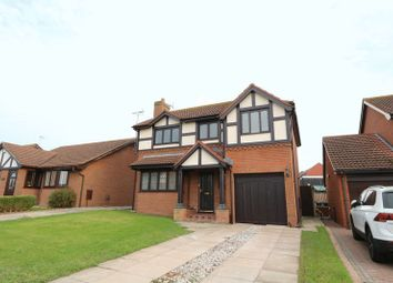 Thumbnail 4 bed detached house to rent in Hammond Court, Rhyl
