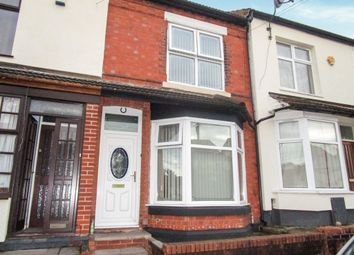 3 bed terraced house for sale in Court Road, Off Newhampton Road West, Wolverhampton WV6