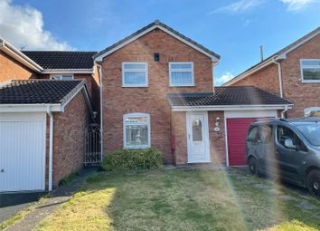 Thumbnail 3 bed detached house to rent in Japonica Drive, Leegomery, Telford, Shropshire