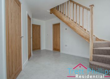 Thumbnail 4 bed detached house to rent in Sutton Crescent, Freethorpe, Norwich