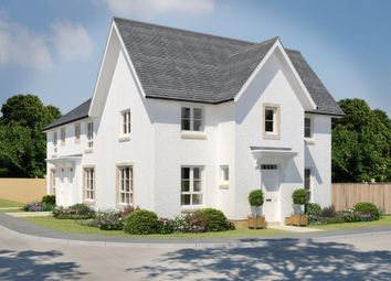 "Thumbnail 3 bed end terrace house for sale in ""Dunrobin"" at Mugiemoss Road, Bucksburn, Aberdeen"